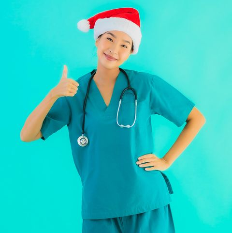 what to do if you fall ill at christmas