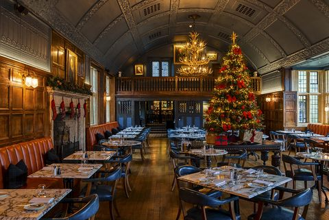 christmas hotels and getaways