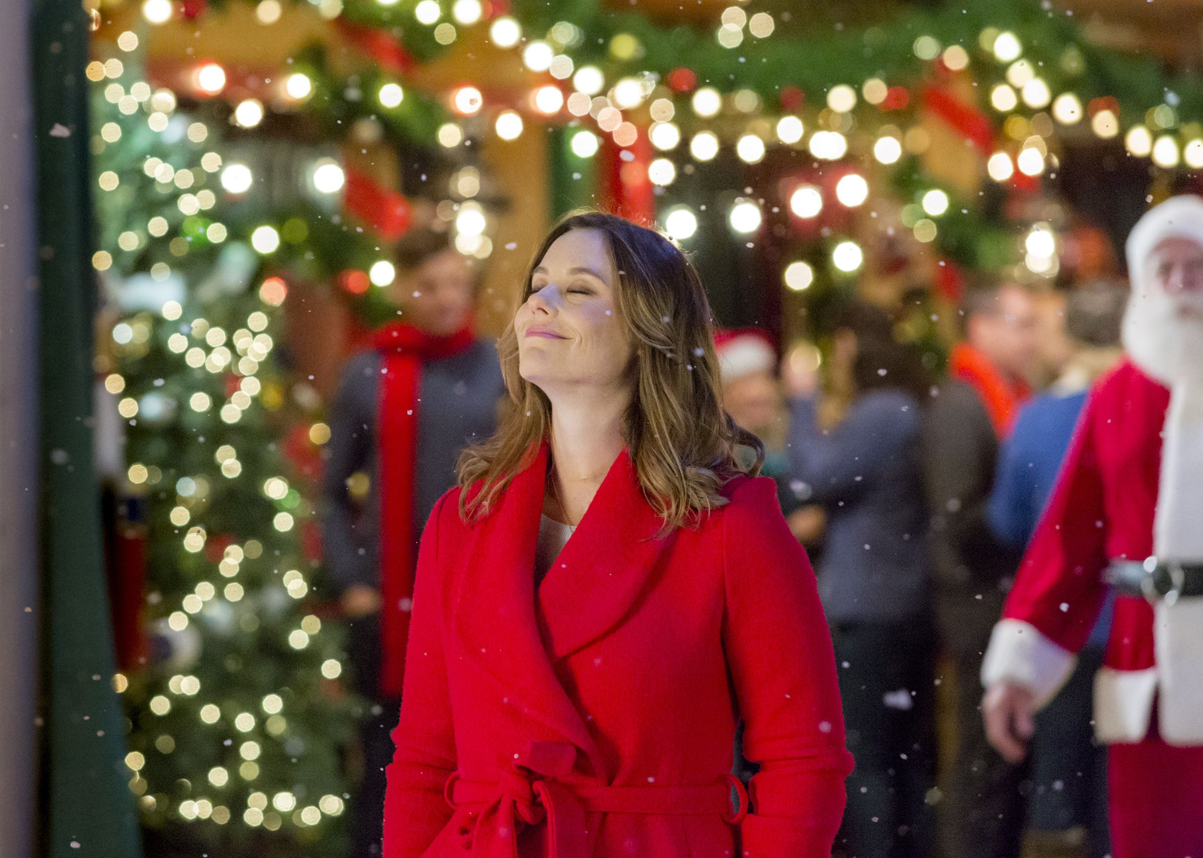 Hallmark Is Releasing 40 New Christmas Movies This Year