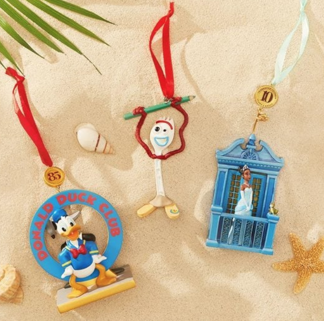 A Christmas Story Ornaments.Shop Disney S Christmas In July Ornaments Now