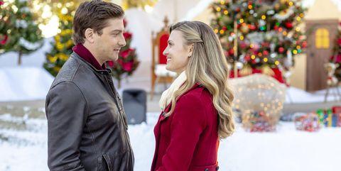 mistletoe promise hallmark movie cast