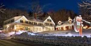 best christmas inns and bed and breakfasts