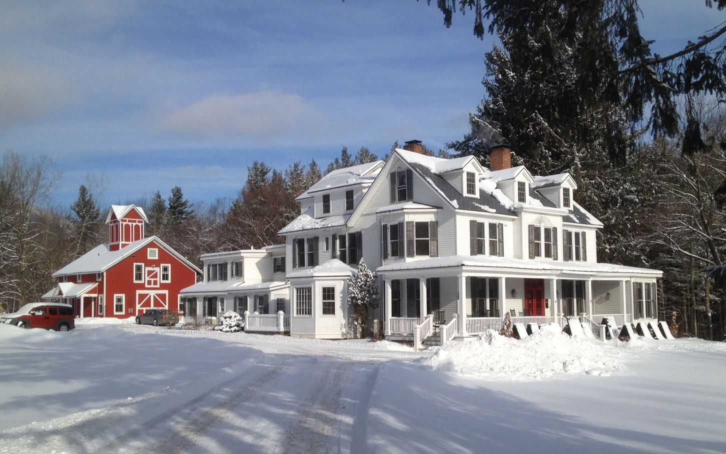 20 of the coziest country inns for the holidays christmas bed and breakfast