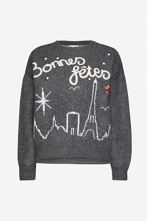 christmas jumper topshop