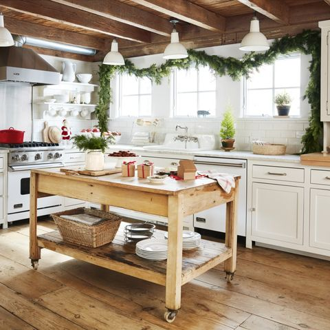 25 Christmas Kitchen Decorating Ideas How To Decorate Your