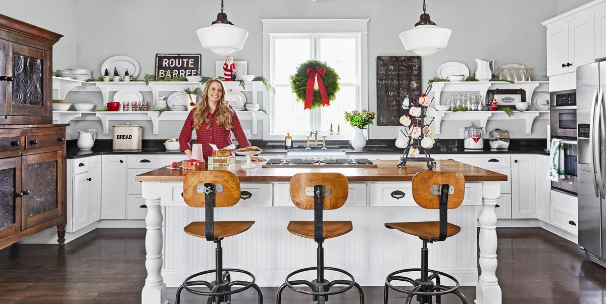 25 Christmas Kitchen Decorating Ideas