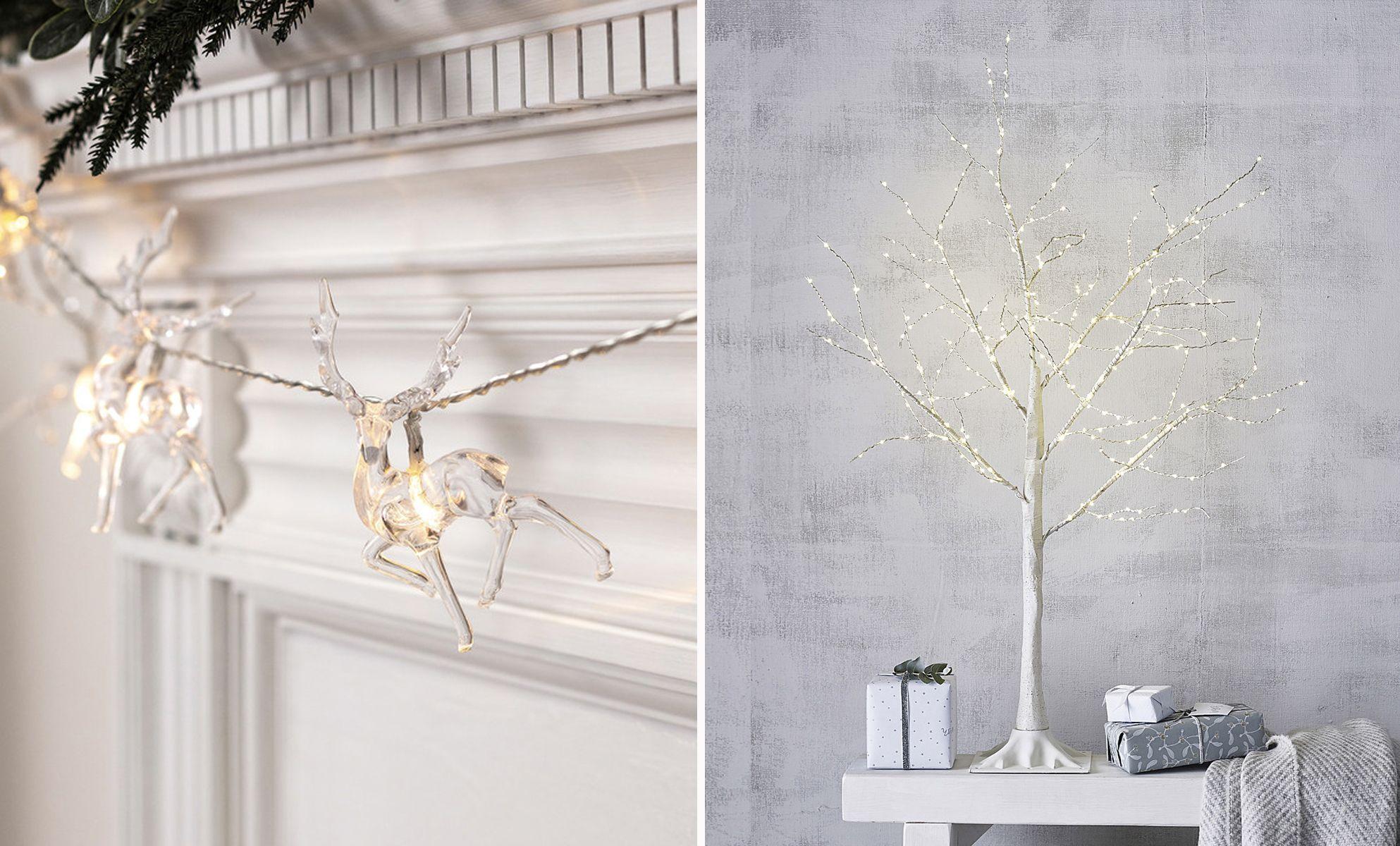 Christmas lights - Stylish Indoor Christmas Lights