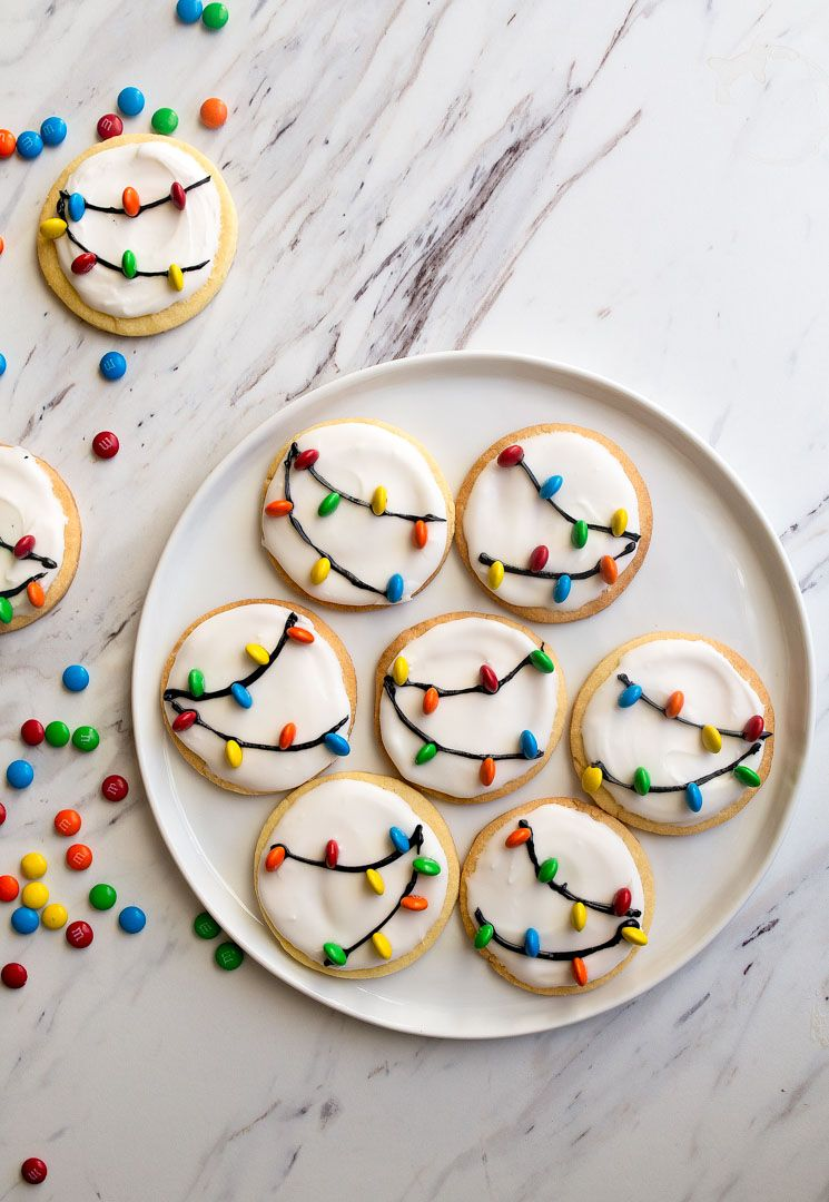 60 Easy Christmas Cookie Decorating Ideas , Best Recipes
