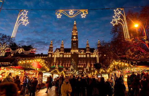 AUSTRIA-CHRISTMAS