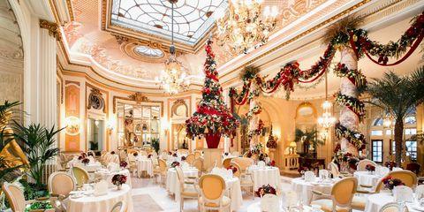christmas london ritz best 2018
