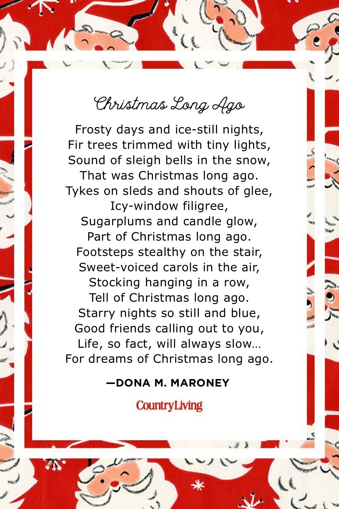 15 Best Christmas Poems For Kids Christmas Poems And