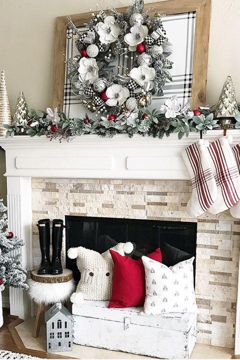 Christmas Mantel Ideas 2021