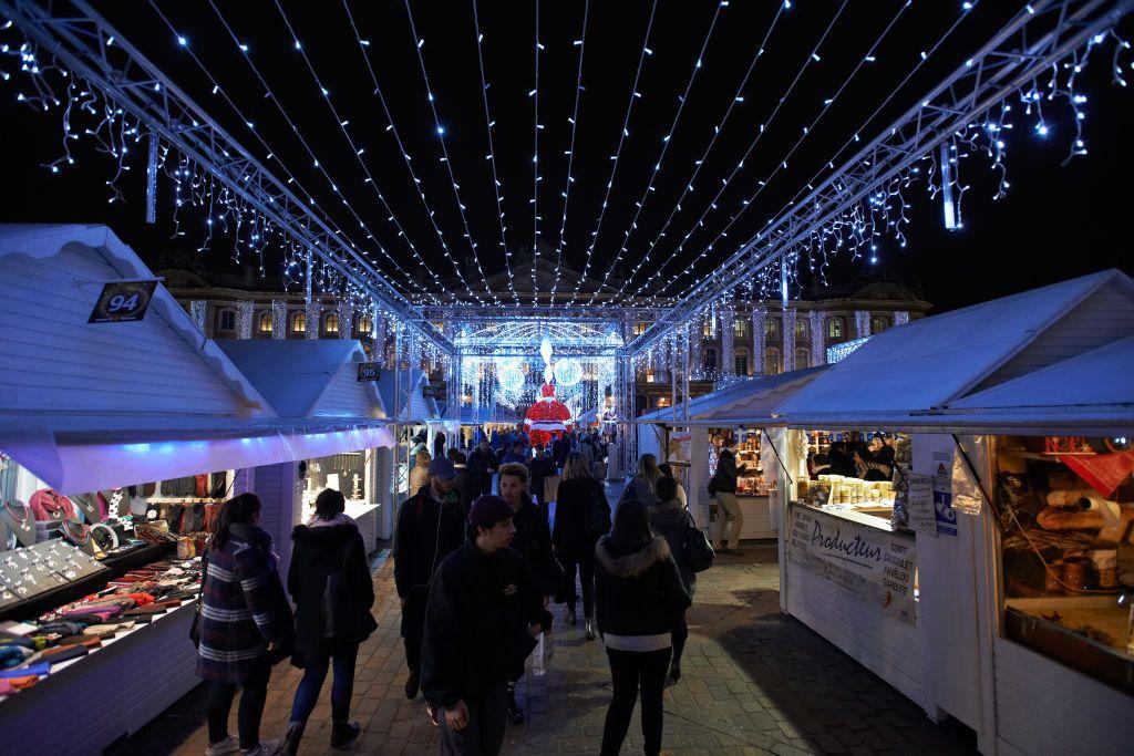 Christmas market Toulouse