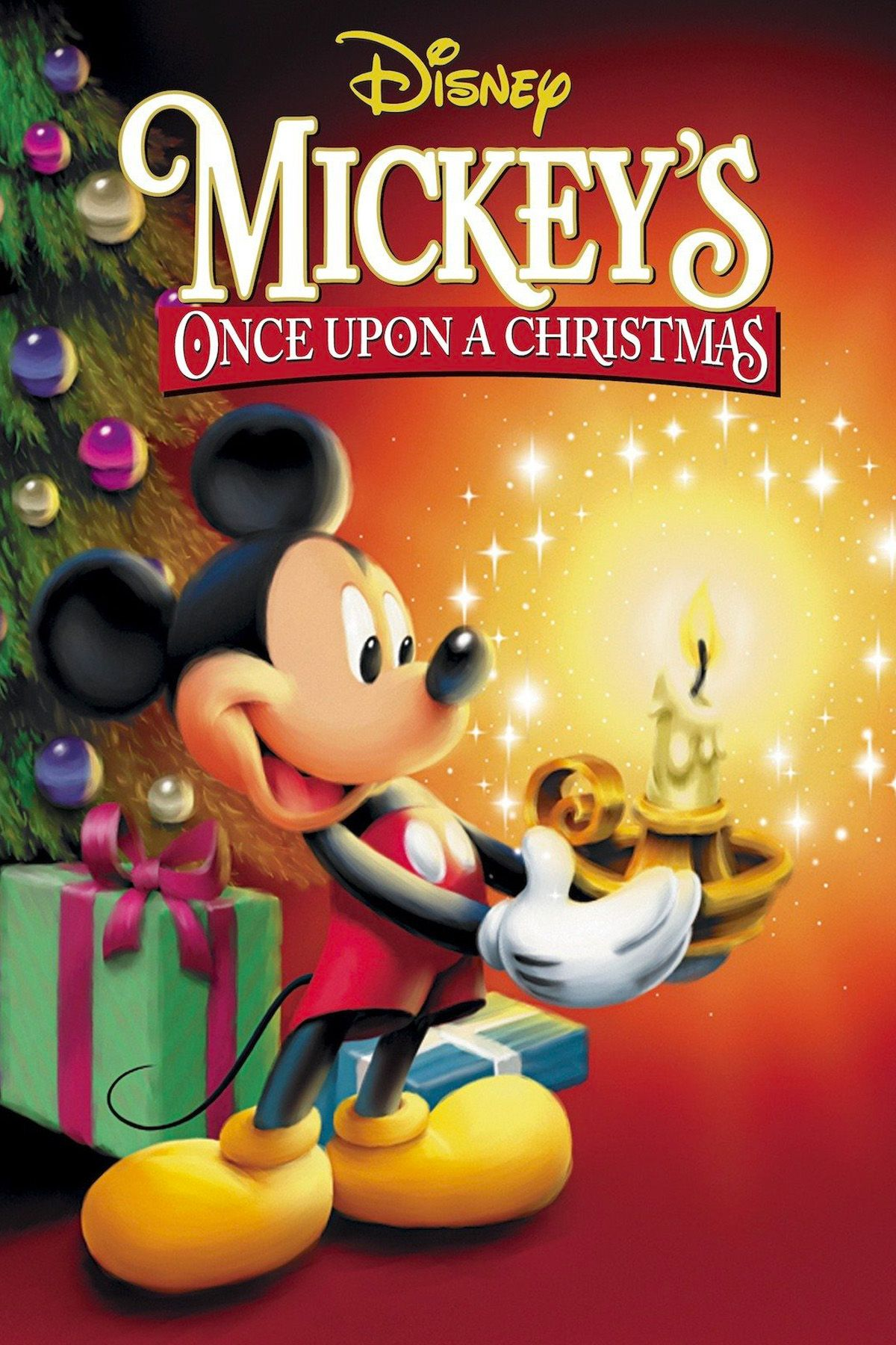 christmas movies for kids 'Mickey's Once Upon a Christmas'