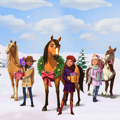 Christmas Movies for Kids on Netflix - Spirit of Christmas
