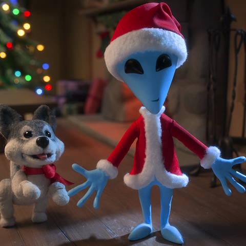 movies for kids on netflix   alien xmas