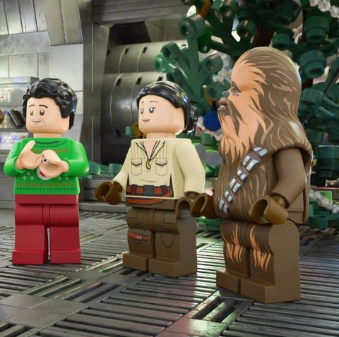 christmas movies on disney  lego star wars holiday special