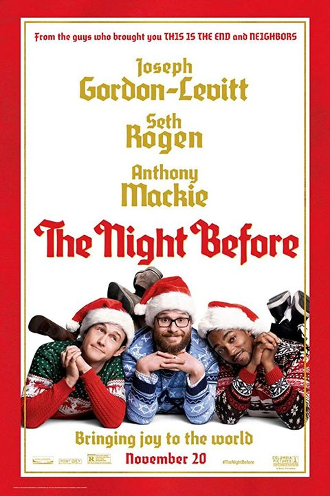 christmas movies on hulu the night before - Best Christmas Movies On Hulu