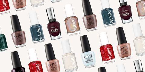 christmas nail polish colors
