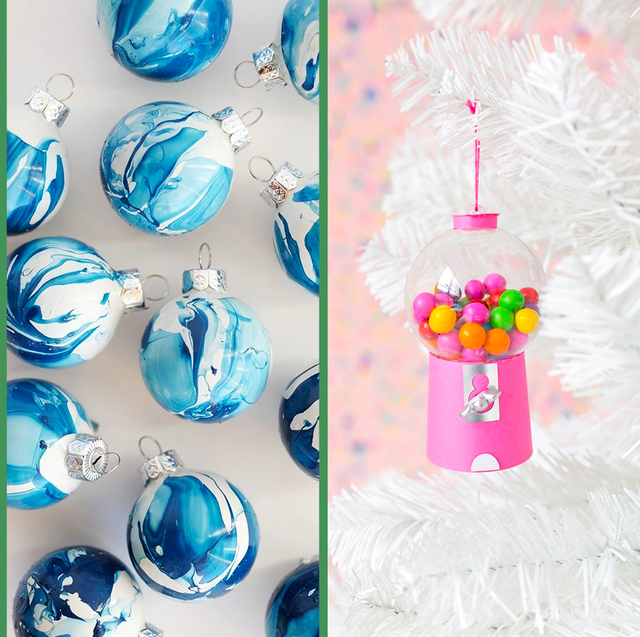 75 best diy christmas ornaments to make in 2020 75 best diy christmas ornaments to make