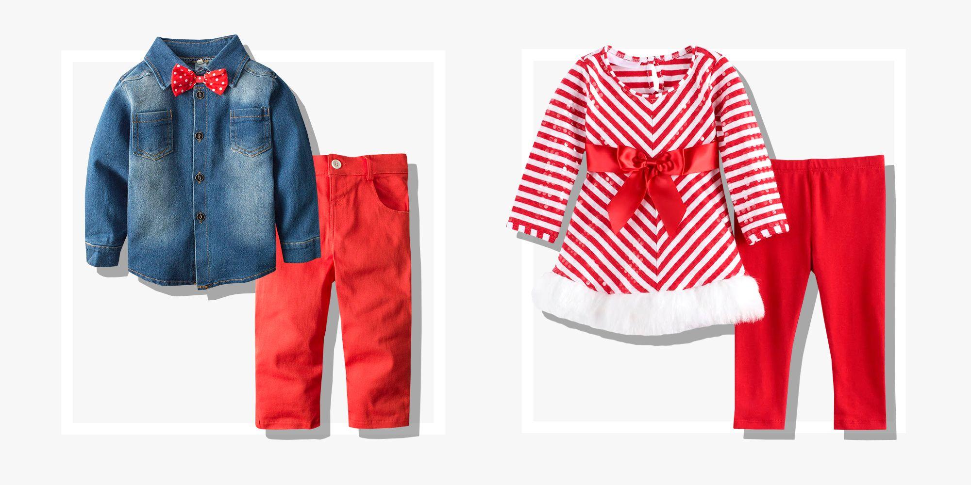 Christmas Dress Clothes for Boys