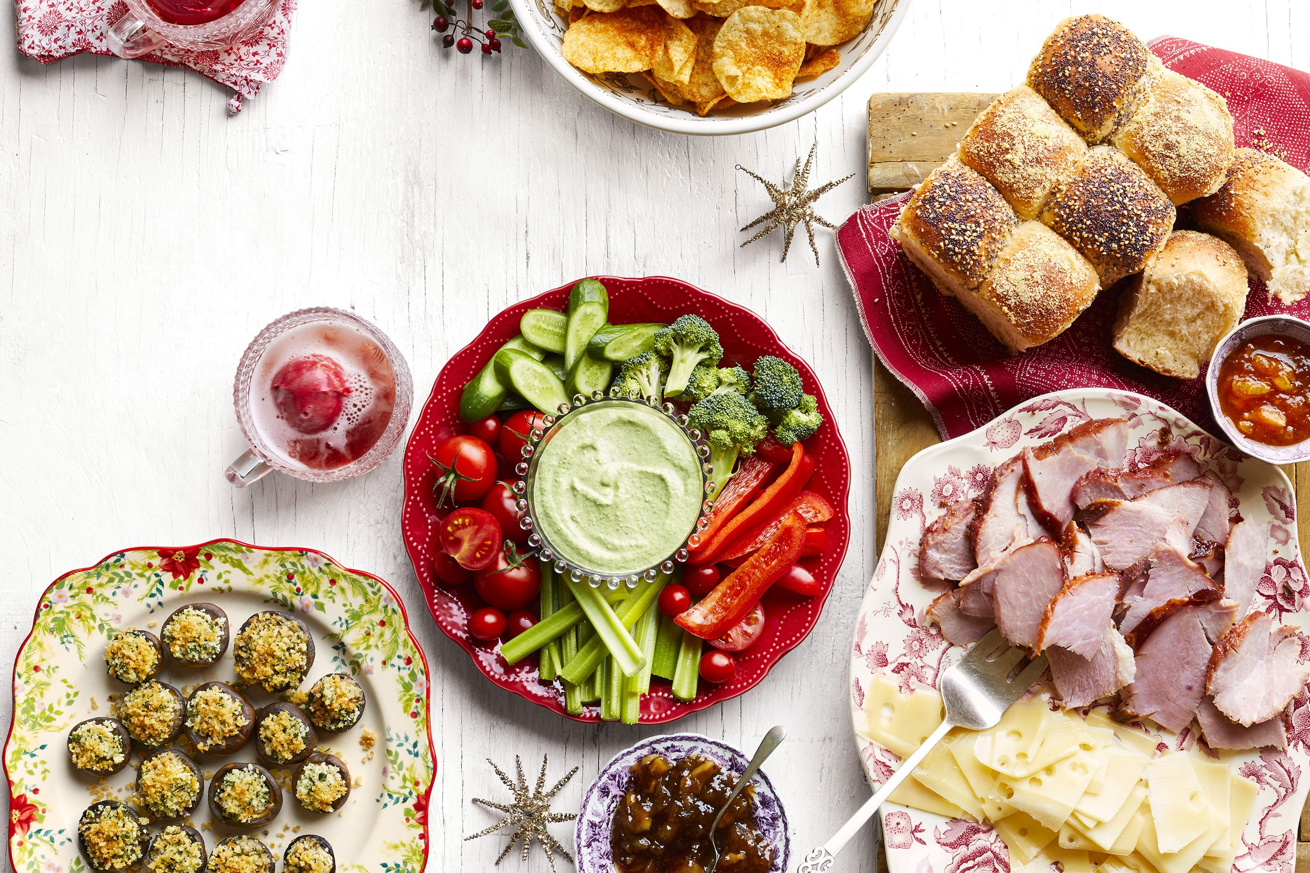 35 Best Christmas Appetizers Easy Christmas Party Food Ideas
