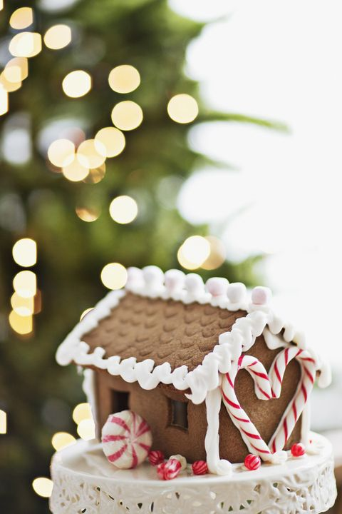 christmas party ideas gingerbread