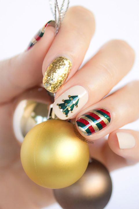 christmas party ideas pampering