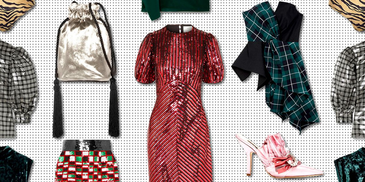 Christmas Dress.Christmas Party Outfits For Women Who Are Too Fabulous For The Lbd