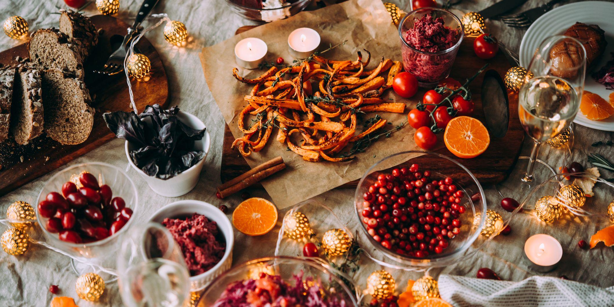 Tips voor je eerste vegan kerst