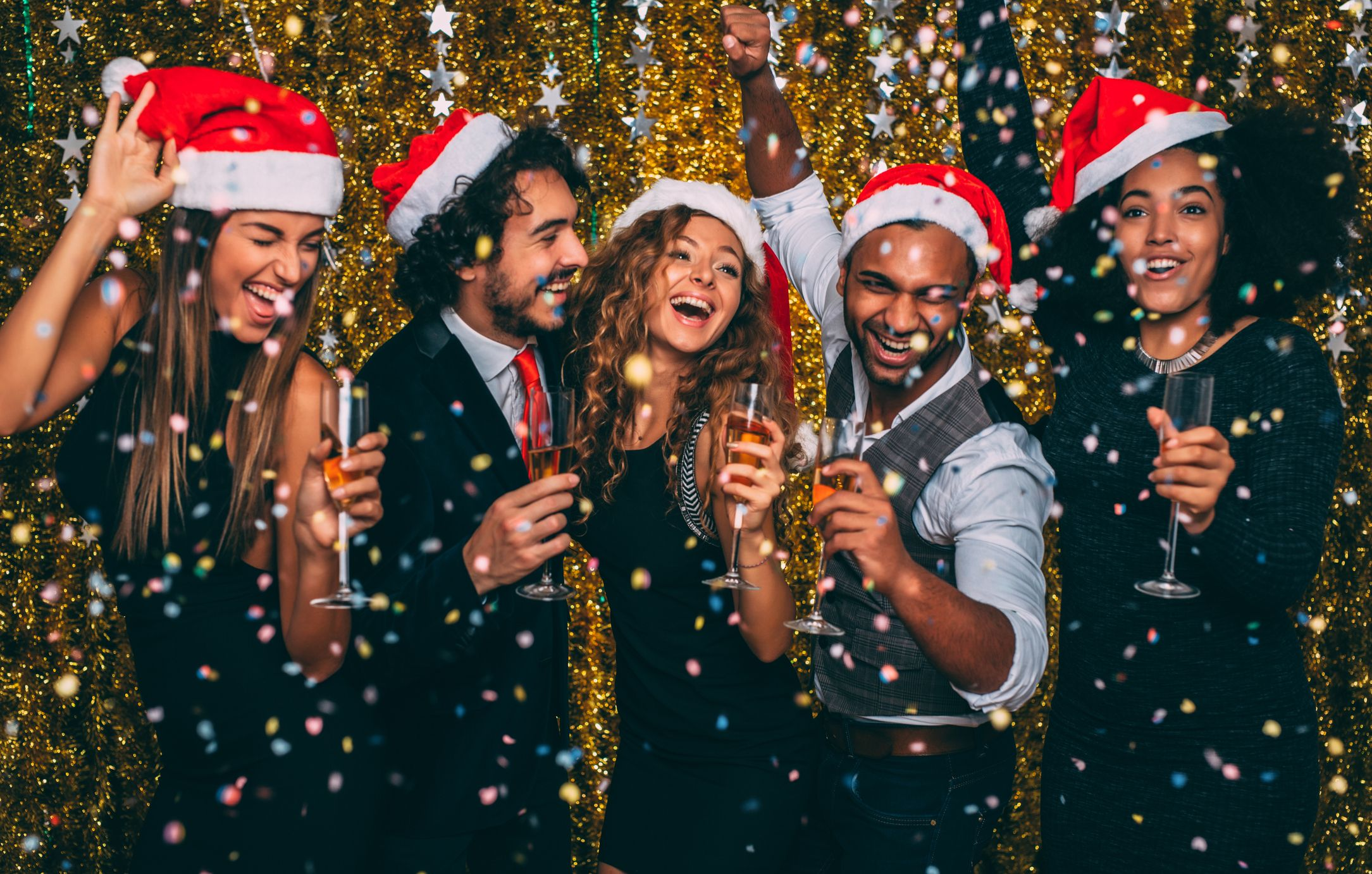 32 Best Christmas Party Themes - Ideas for a Holiday Party