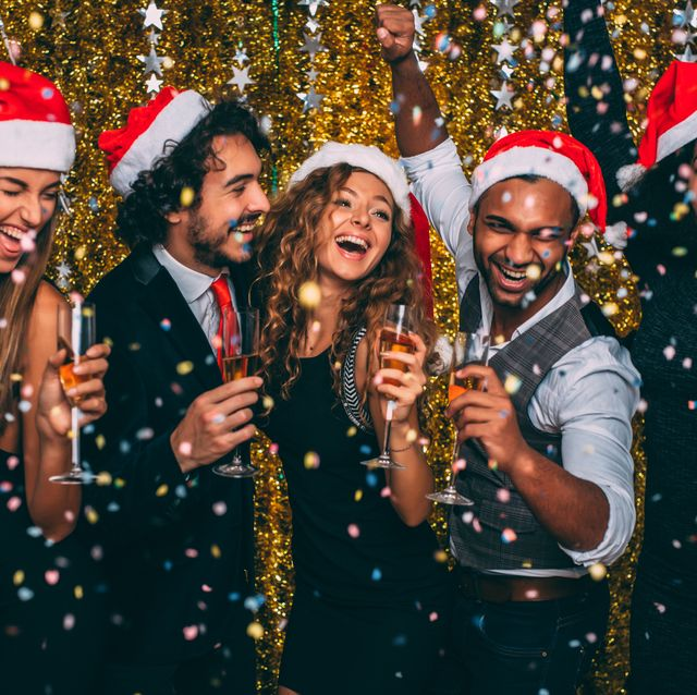 25 Best Christmas Party Themes - Ideas