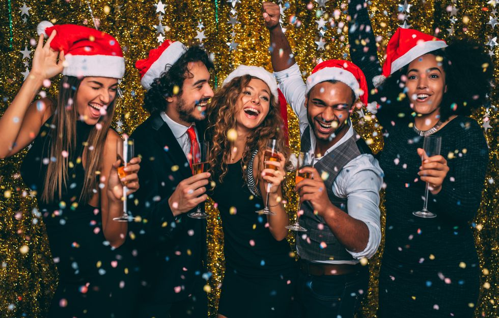 32 Fun Christmas Party Themes That Are Better Than Another Ugly Sweater Party