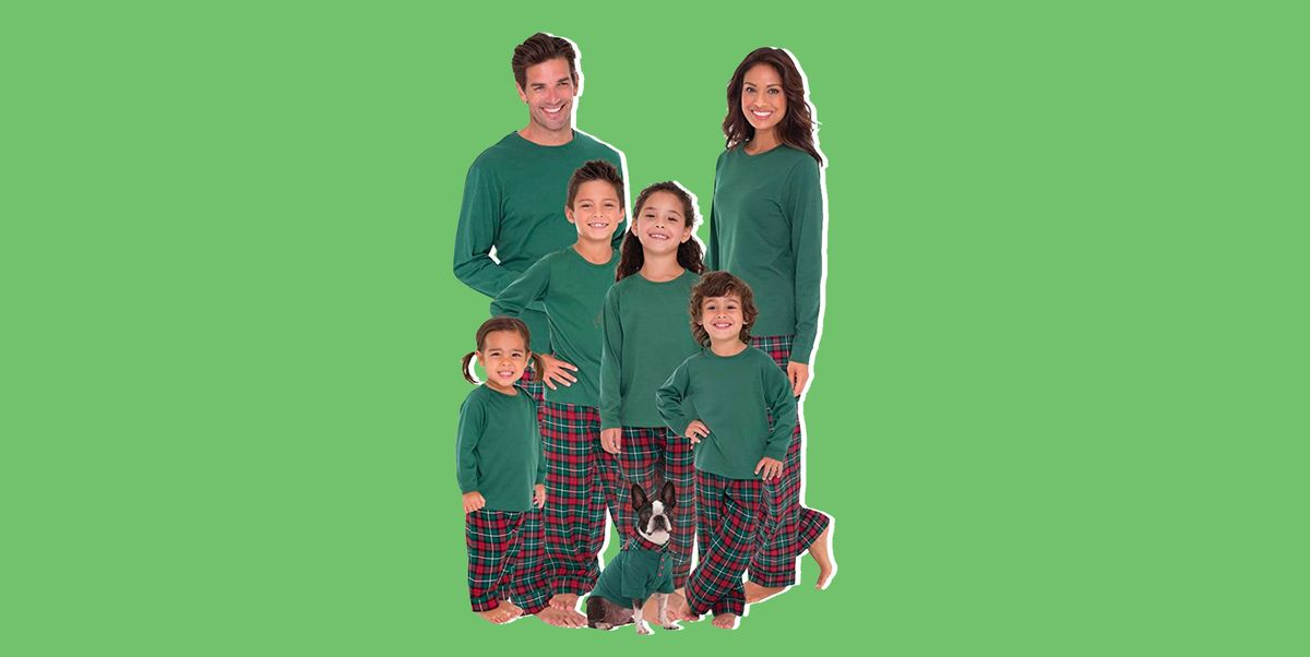 It's Never Too Early to Get Your Whole Family These Matching Holiday PJs