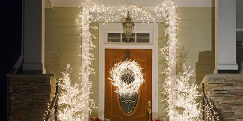 best christmas porch decorations