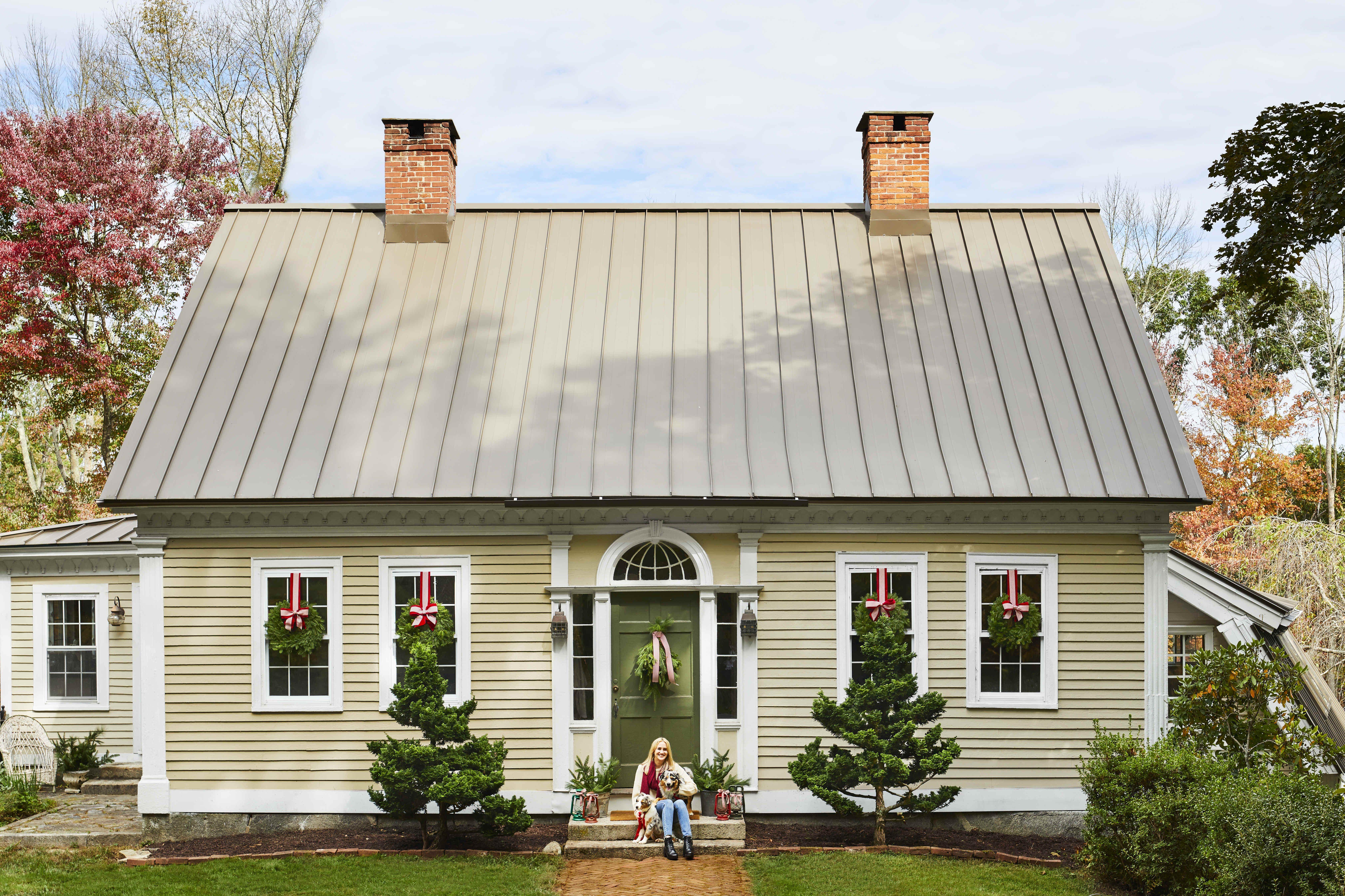 christmas porch decoration side porch cutting2 jpg 1603226587