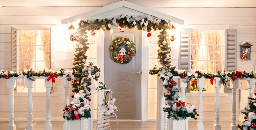 Awesome Christmas Porch Decorations