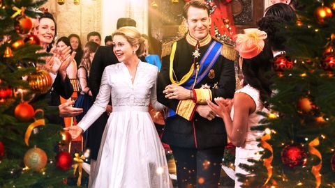 A Christmas Wedding Date.A Christmas Prince The Royal Baby Release Date Cast Plot