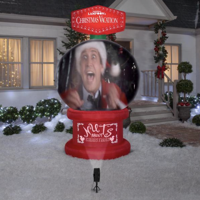 Home Depot Is Selling A National Lampoon S Christmas Vacation Lawn Inflatable