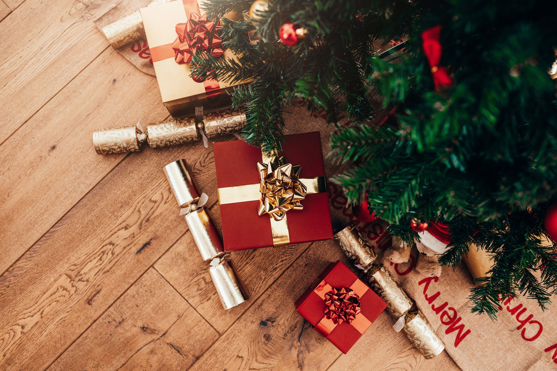 How to party-proof your flooring this Christmas