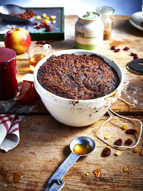 Christmas pudding stir up sunday