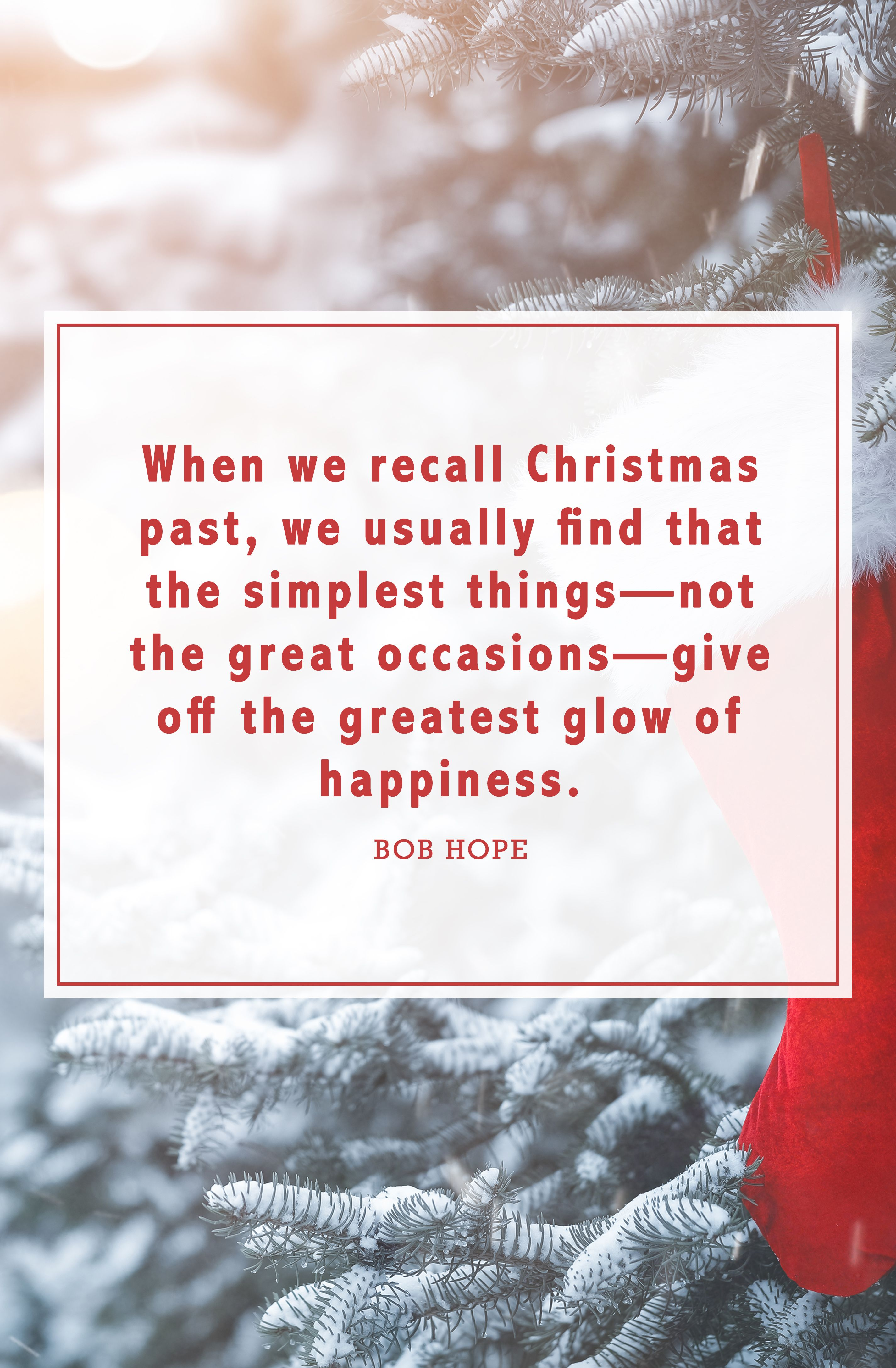 30 Merry Christmas Quotes - Inspirational Holiday Sayings