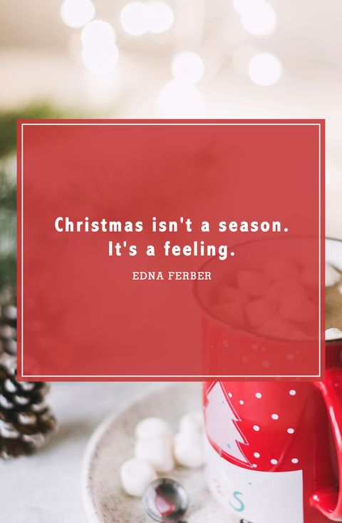 christmas quotes edna ferber
