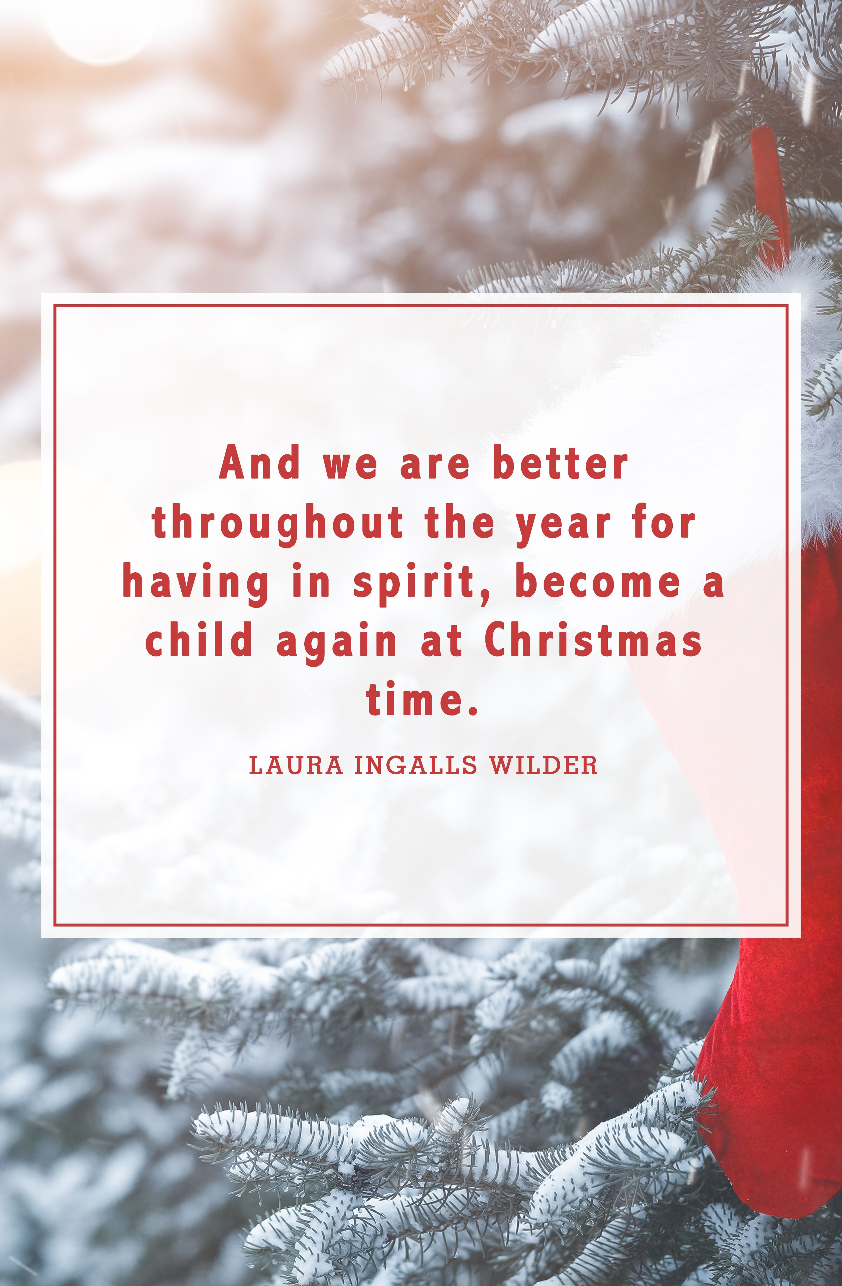 40 Best Christmas Quotes - Most Inspiring & Festive Holiday Sayings