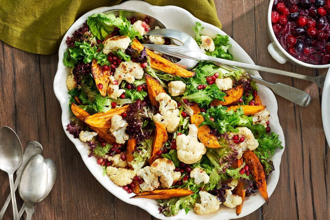 25 Best Christmas Salad Recipes , Easy Holiday Salad Ideas