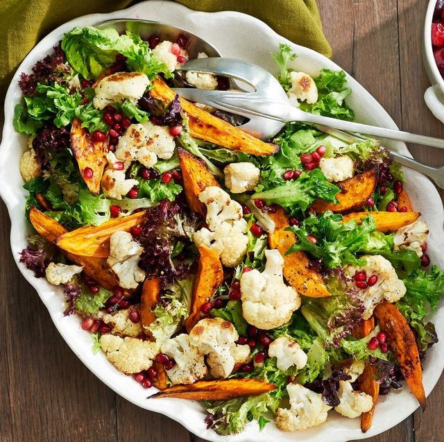 25 Best Christmas Salad Recipes Easy Holiday Salad Ideas