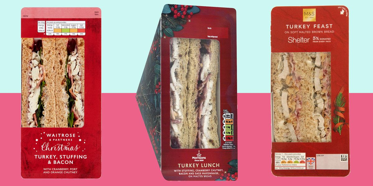 Best Christmas Sandwiches The Best Christmas Sandwich 2018