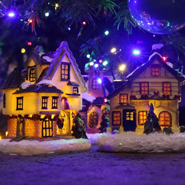A Christmas Village 2021 10 Best Christmas Villages Village Sets You Ll Love In 2020