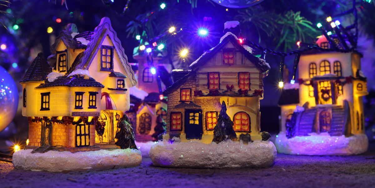 10 Best Christmas Village Sets to Buy for the 2020 Holiday Season