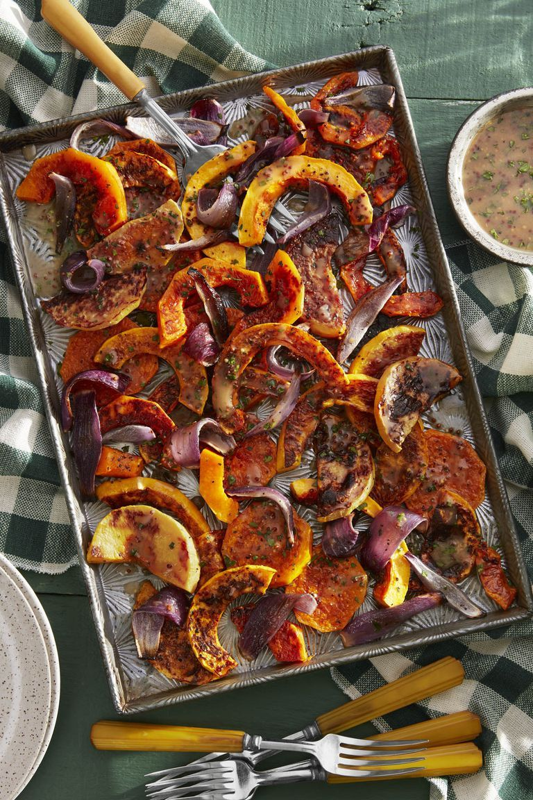 christmas side dishes butternut squash